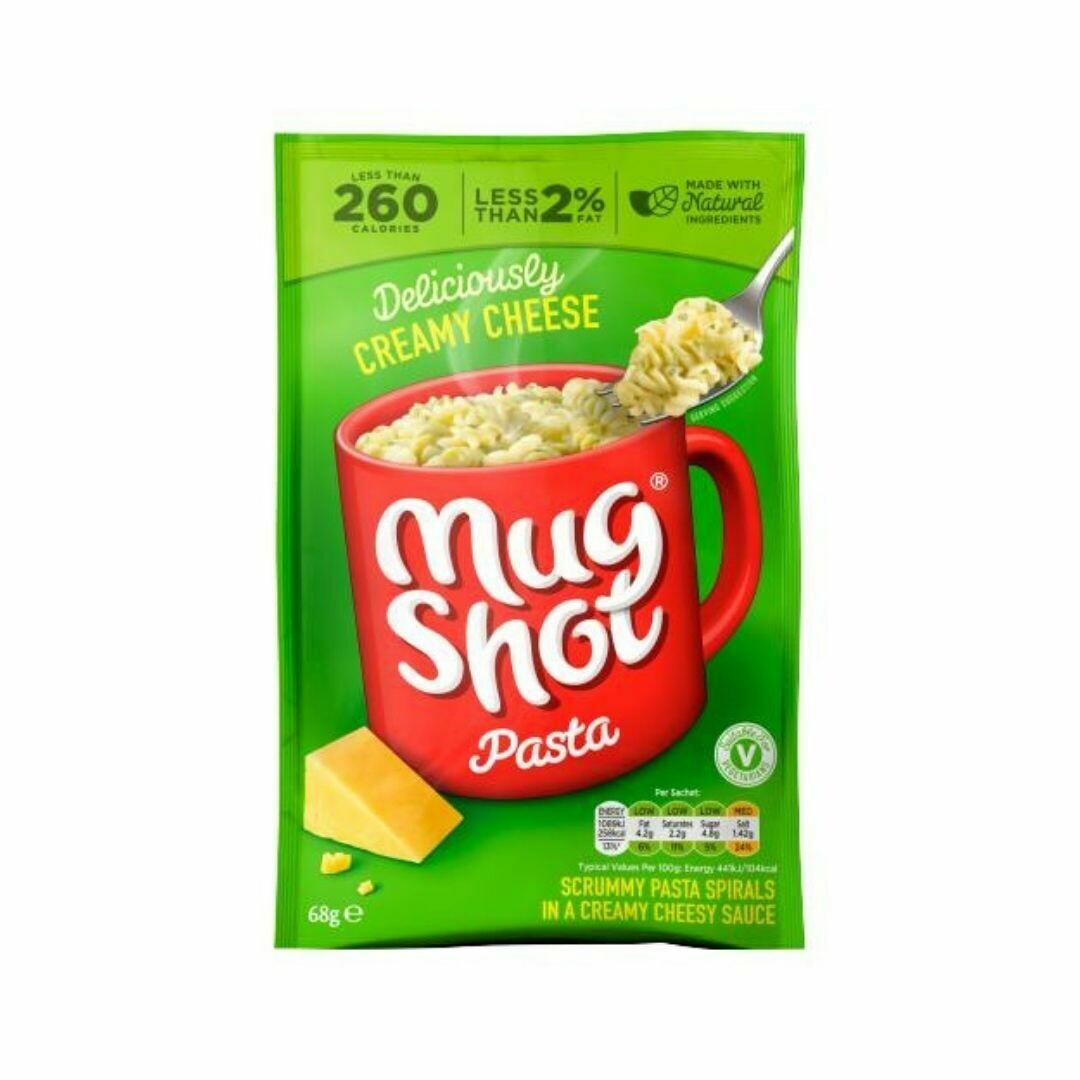 Deliciously Creamy Cheese Pasta - MugShot