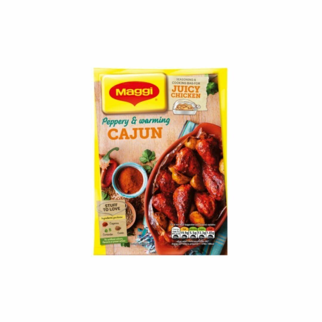 Maggi Peppery & Warming CAJUN Chicken