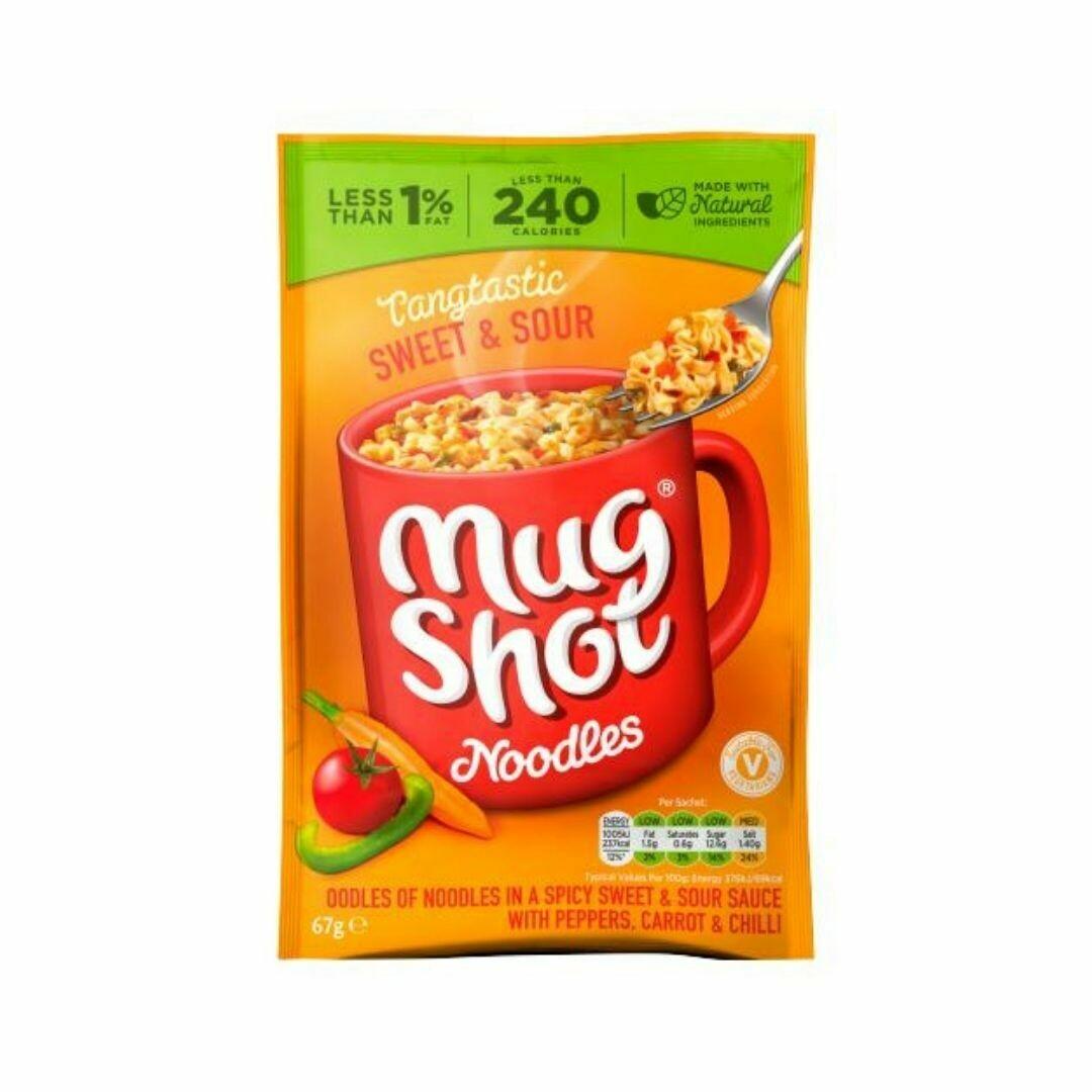 Tangtastic Sweet & Sour Noodles - MugShot