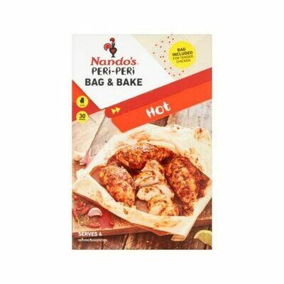 Nandos Peri-Peri Bag & Bake - HOT