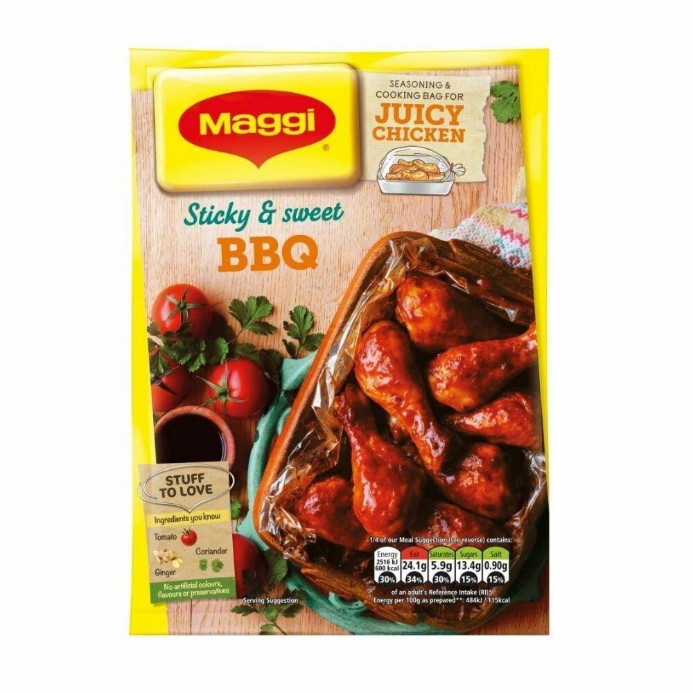 Maggi Sticky & Sweat BBQ Chicken