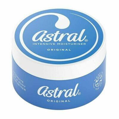 Astral Face & Body Intensive Moisturiser Cream (UK)