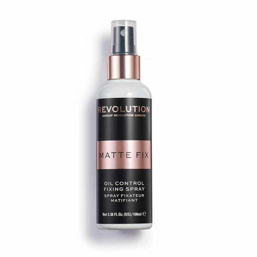 Makeup Revolution Pro Fix Oil Control Fixing Spray (UK)