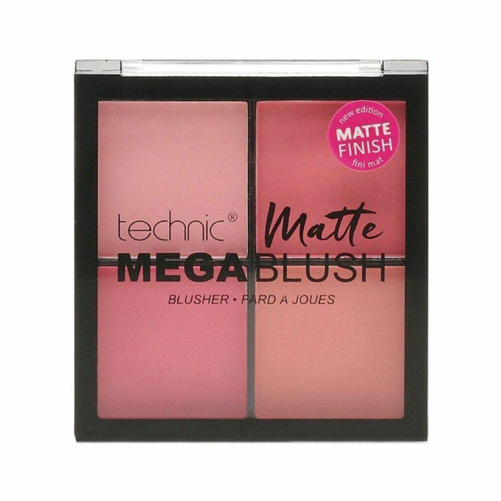 Technic Matte Mega Blush - Blusher - Fard A Joues