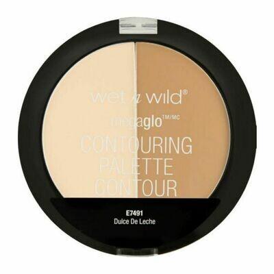 Wet n Wild Contouring Palette Contour - Dulce De Leche E7491