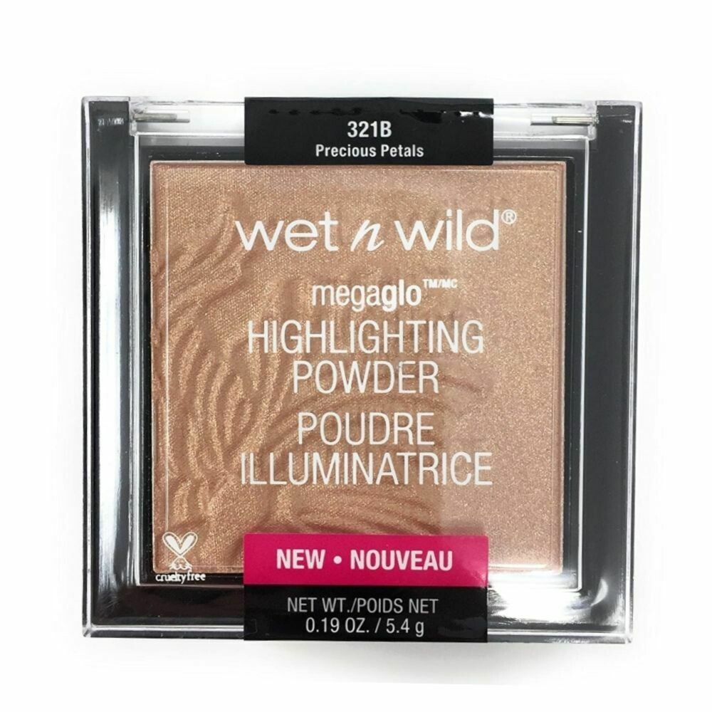Wet n Wild Highlighter - Precious Petals E321B