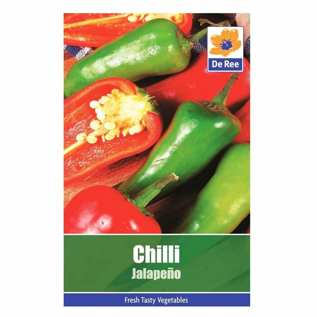 Chilli jalapeno seeds