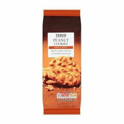 Tesco Peanut Cookies