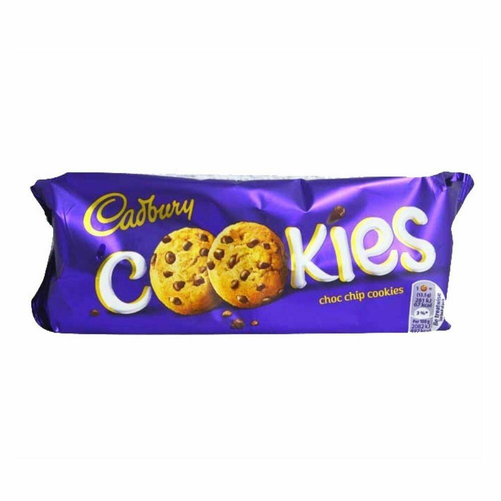 Cadbury Cookies Choc Chip Cookies