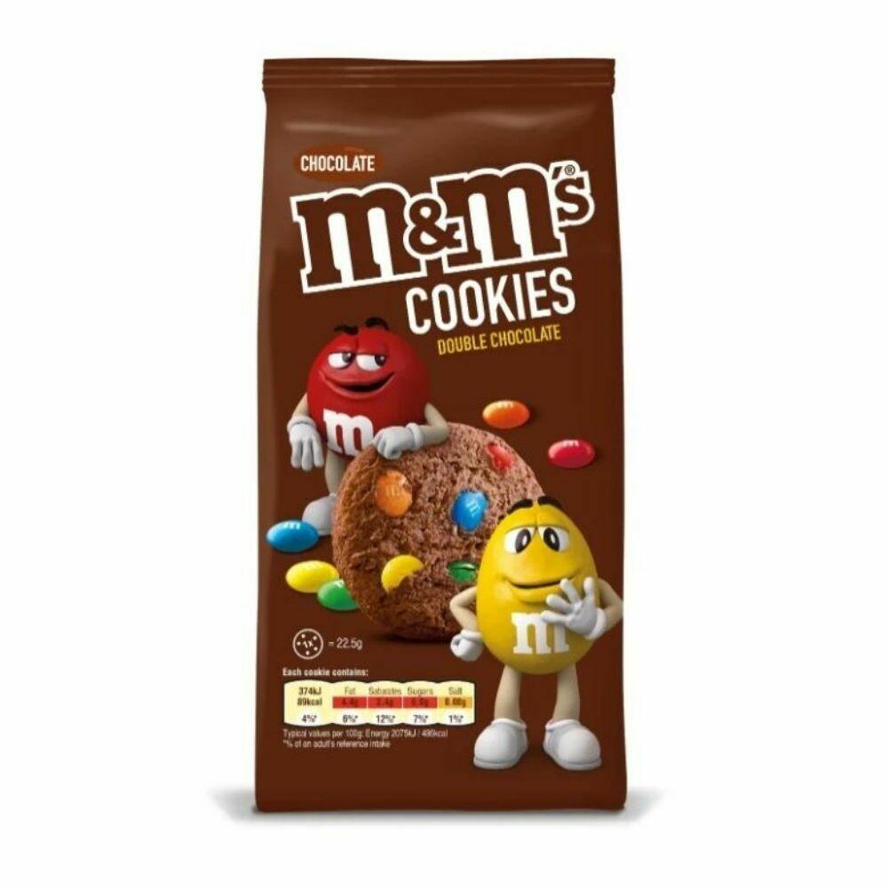 M&M's Double Cookies Chocolate