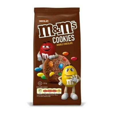 M&M Double Cookies Chocolate