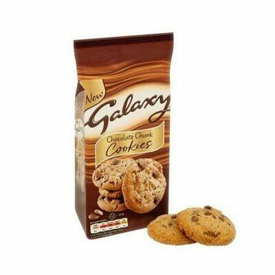 Galaxy Chocolate Chunk Cookies
