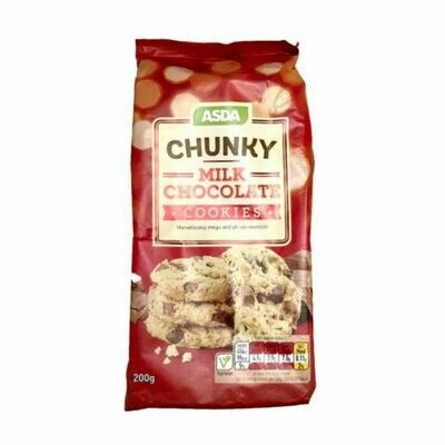 ASDA Chunky Chocolate Cookies