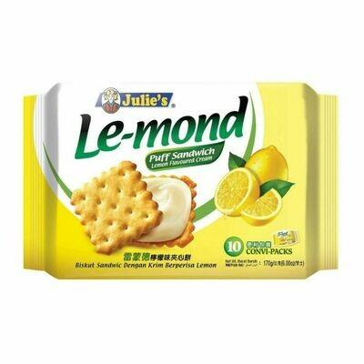 Julie's Biscuit- Lemon Cream
