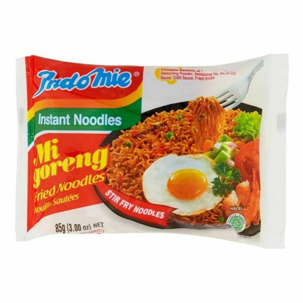 Mi goreng- Indomie