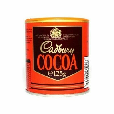 Cadbury Cocoa Powder Can