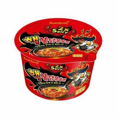 Samyang 2x Spicy Bowl