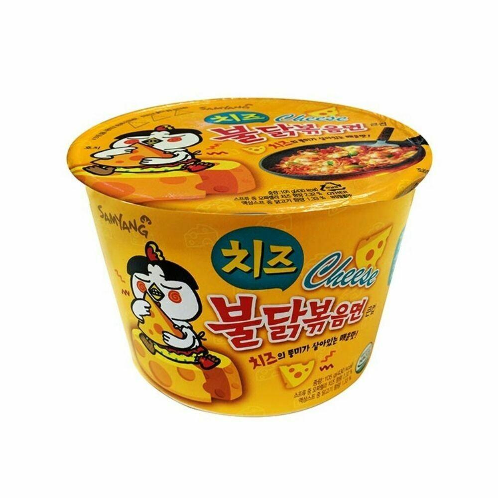 Samyang Hot Chicken Cheese Ramen Bowl