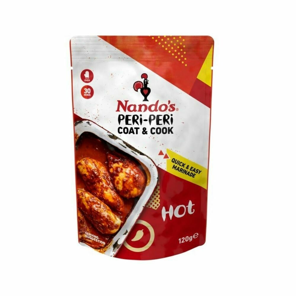 Nandos Coat & Cook (Hot)