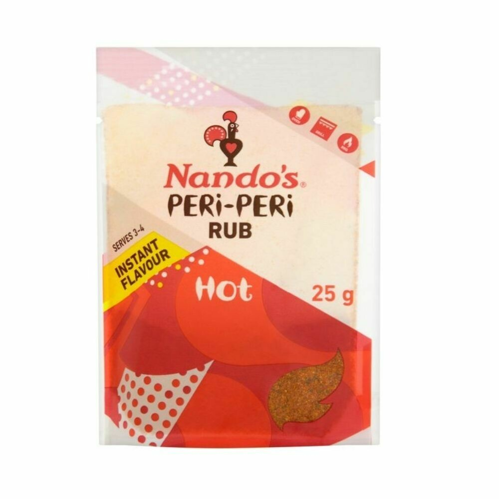 Nandos Rub - Hot