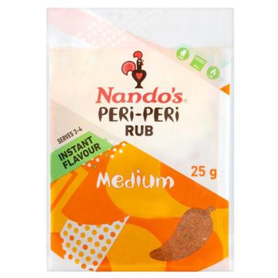 Nando's Peri Peri Rub - Medium