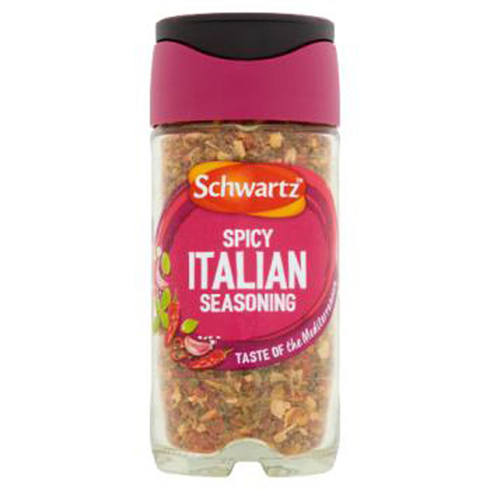 Schwartz Spicy Italian Seasoning