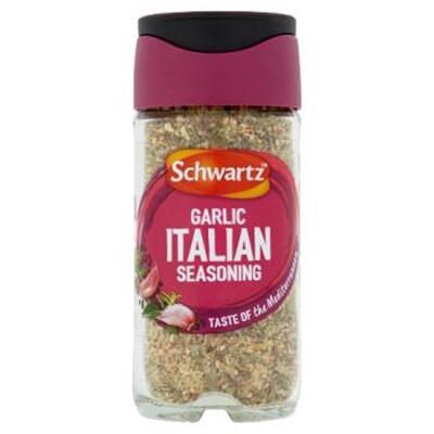 Schwartz Garlic Italian Seasoning 43g