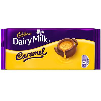 Cadbury Dairy Milk Caramel-200g