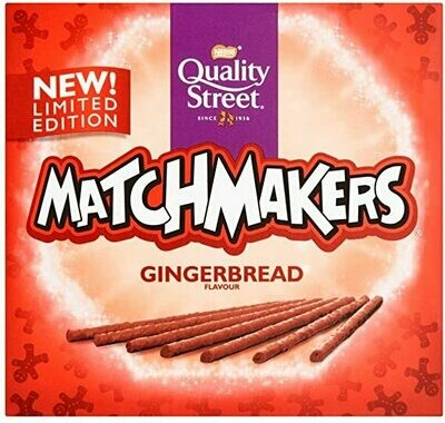Matchmakers Gingerboard