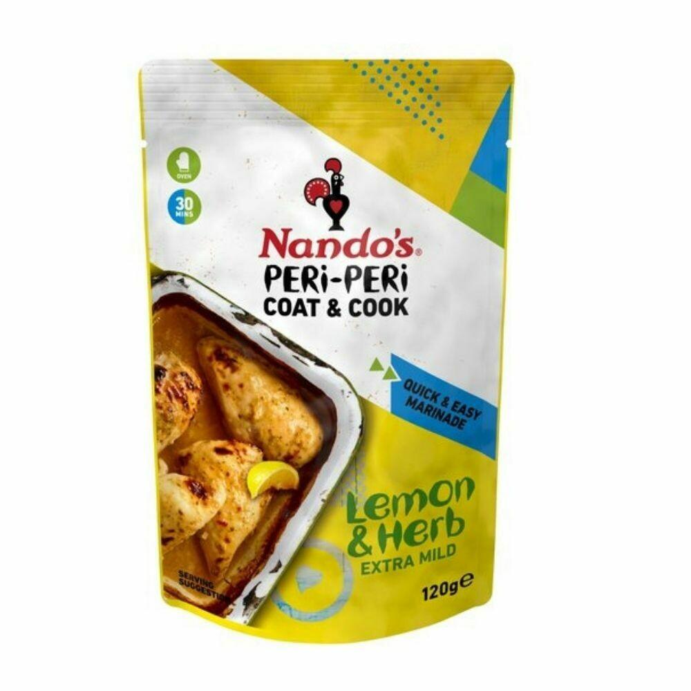 Nando's Coat & Cook- Lemon & Herb