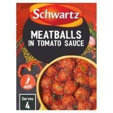 Schwartz Meat Ball