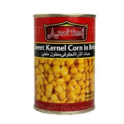 Sweet Karnel Corn In Brine- Aroi thai