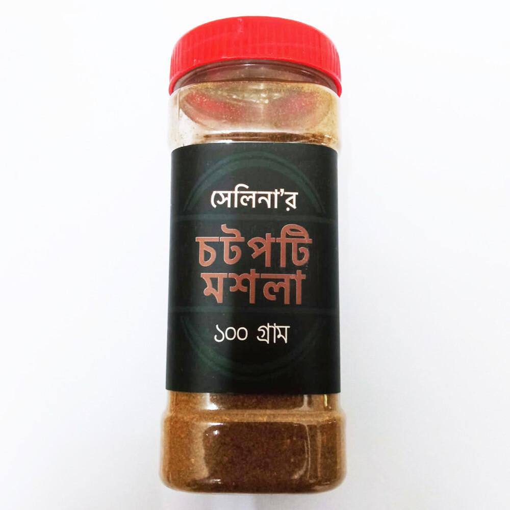 সেলিনার চটপটি মশলা - Selina's Chatpati Mashla