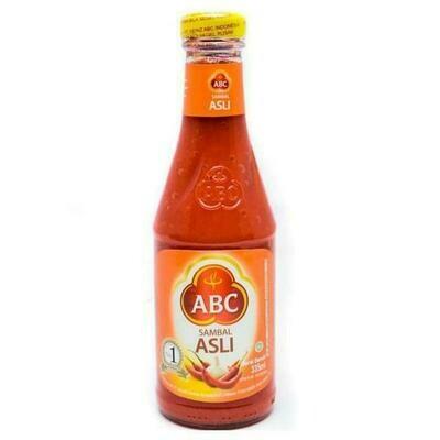 ABC Garlic & Chili Sauce (Sambal Asli)