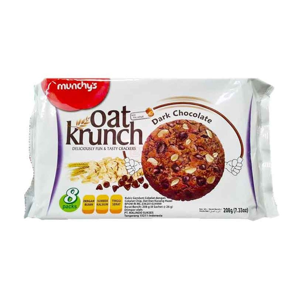 Oat krunch- Dark Chocolate