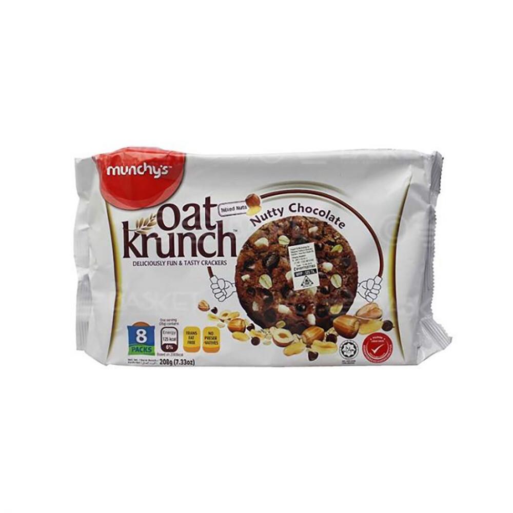Oat krunch- Nutty Chocolate