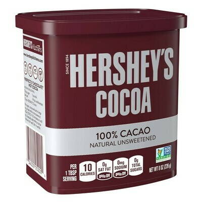 Hershey's Natural Cocoa (Unsweetened)