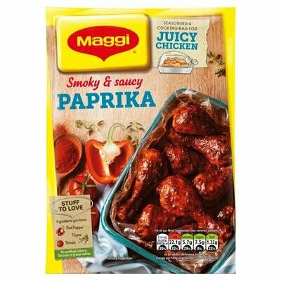 MAGGI Juicy Paprika Chicken Recipe Mix