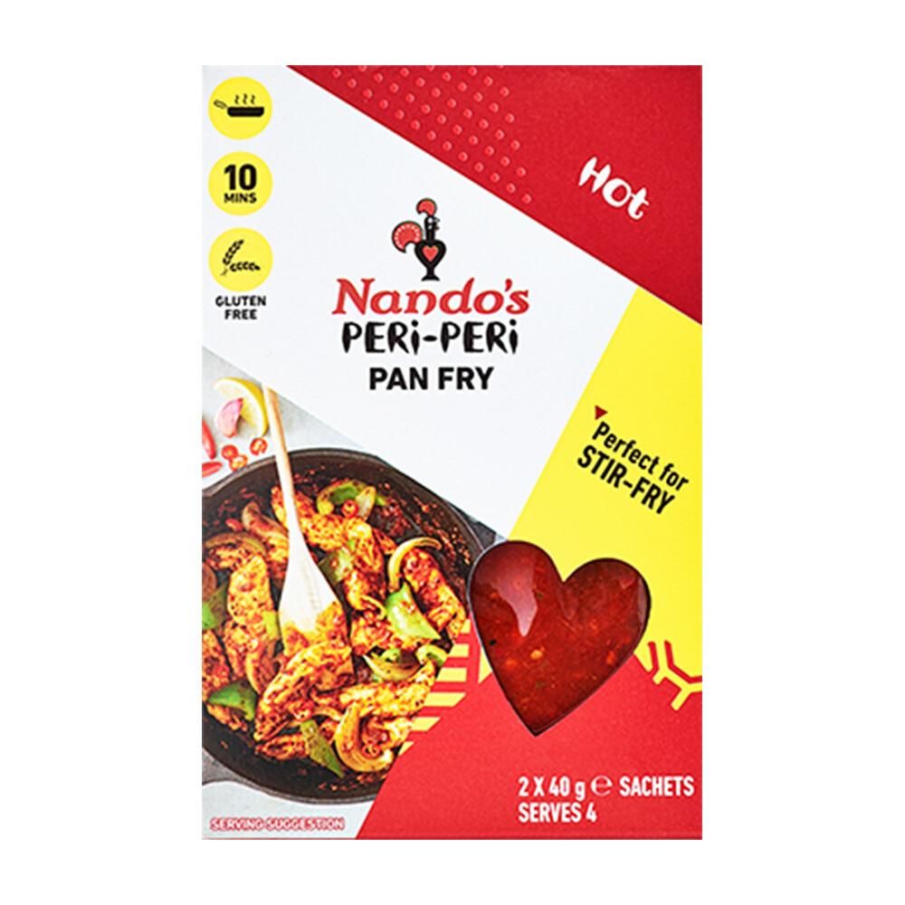 Nando's Peri-Peri Pan Fry (Hot)