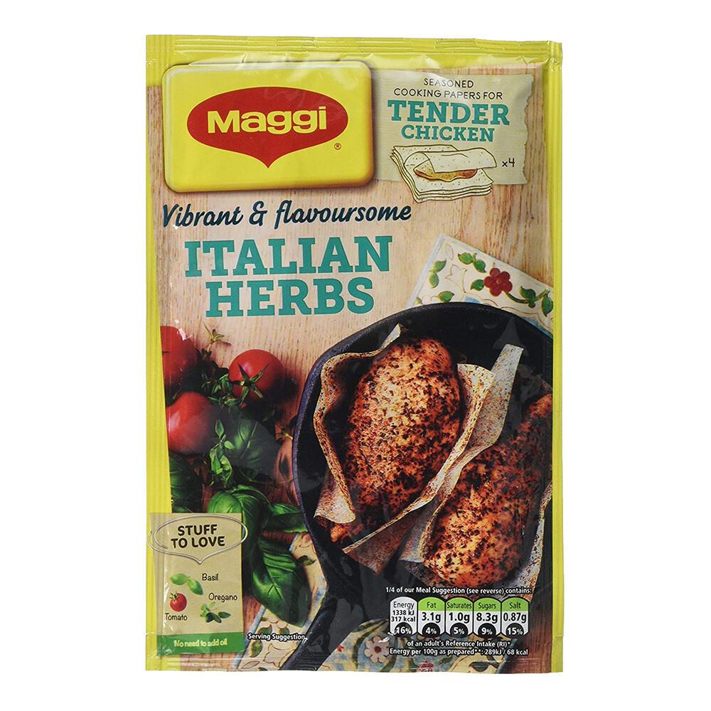 Maggi Tender Italian Herbs