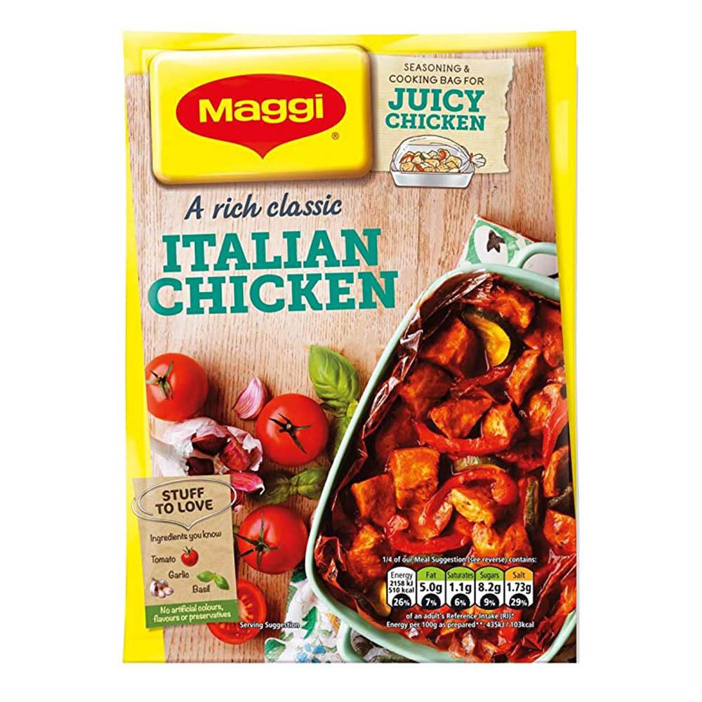 Maggi Italian Chicken