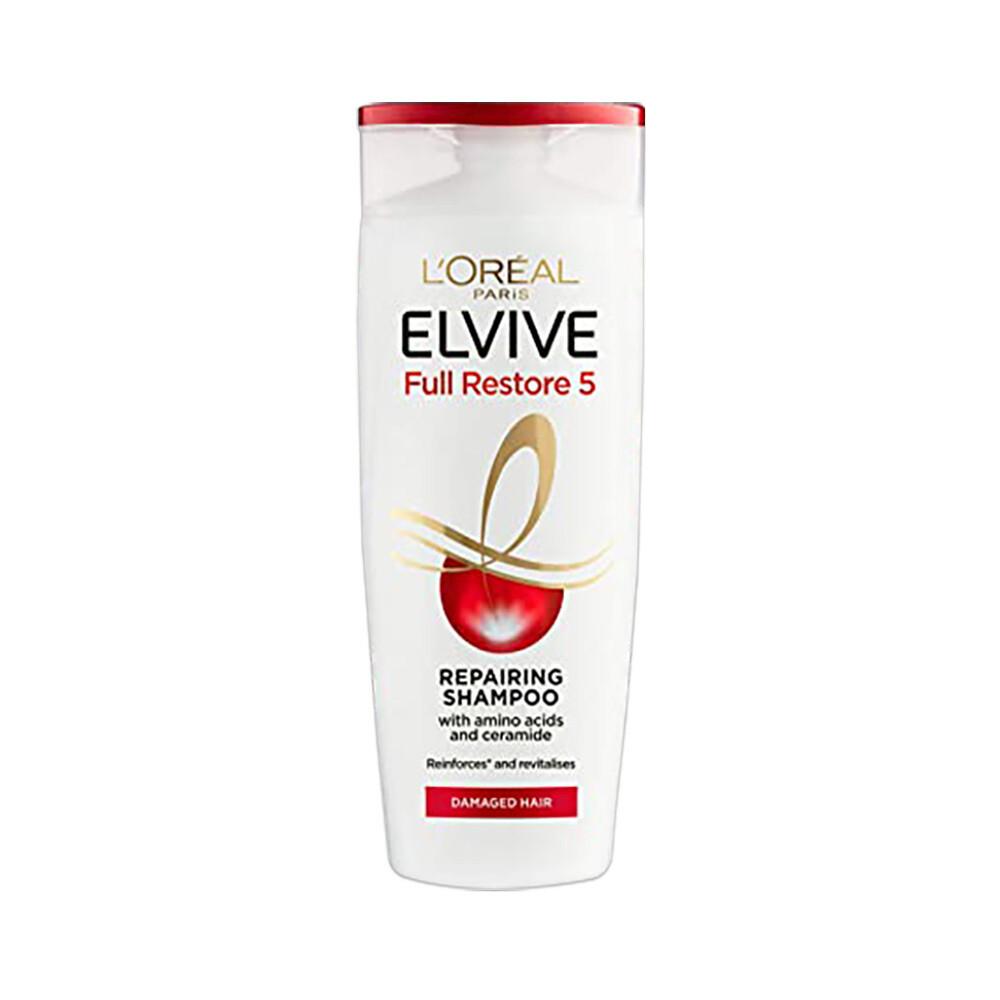 L'Oreal Elvive Full Restore 5 Shampoo-400ml (UK)