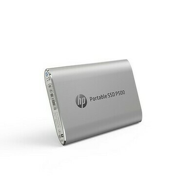 HP PORTABLE SSD 500GB P500 WHITE