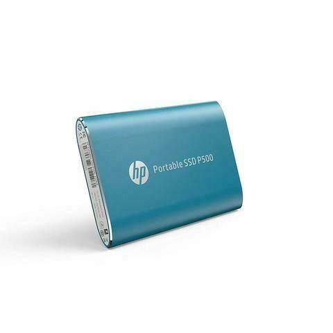 HP Portable SSD 1TB P500 USB Type-C USB 3.1 Gen2 (Blue)