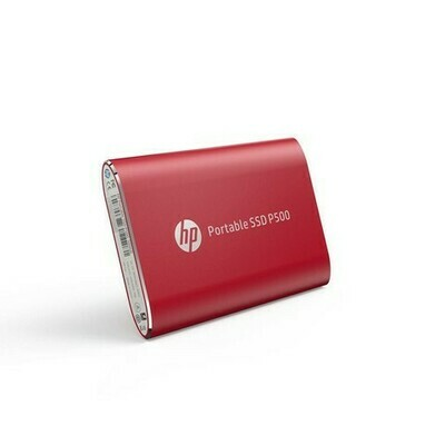 HP PORTABLE SSD 500GB P500 RED