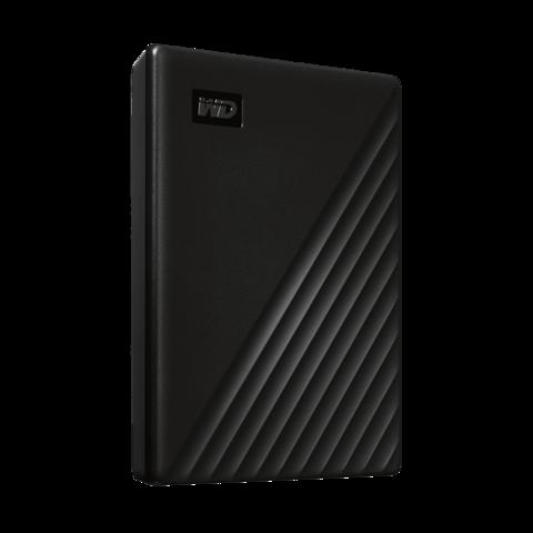 WD My Passport 2TB Portable External Hard Drive USB 3.2 Gen1