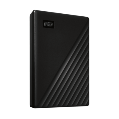 WD My Passport 2TB Portable External Hard Drive USB 3.2 Gen1