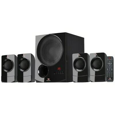 Redner Couloir RF500 - 4.1 Multimedia Speaker