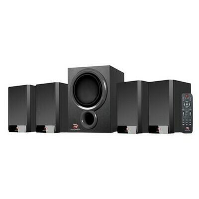 Redner Couloir RF5400 - 4.1 Multimedia Speaker