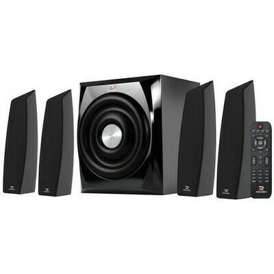 Redner Couloir RF6400 - 4.1 Multimedia Speaker